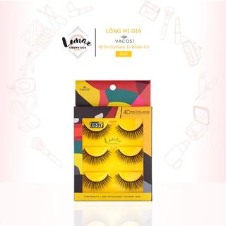 [Đại Lý Vacosi] Mi Chồn Vacosi Tự Nhiên 4D Pro Eyelash - Lông Mi Giả Vacosi 4D Pro Eyelash thumbnail