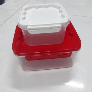 Bộ hộp trio ( 2530ml và 855ml ) nhựa  Đại Đồng Tiến.