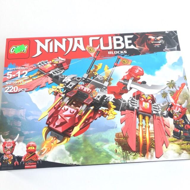 Bộ LEGO Xếp hình Ninjago No.99119-1 Gồm 220 chi tiết. Lego Ninjago Lắp Ráp Đồ Chơi Cho Bé - 10051317 , 1232659008 , 322_1232659008 , 175000 , Bo-LEGO-Xep-hinh-Ninjago-No.99119-1-Gom-220-chi-tiet.-Lego-Ninjago-Lap-Rap-Do-Choi-Cho-Be-322_1232659008 , shopee.vn , Bộ LEGO Xếp hình Ninjago No.99119-1 Gồm 220 chi tiết. Lego Ninjago Lắp Ráp Đồ Chơ