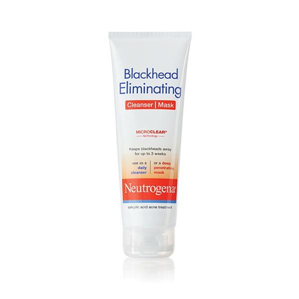 Sữa rữa mặt Neutrogena Blackhead Eliminating Cleanser-Mask