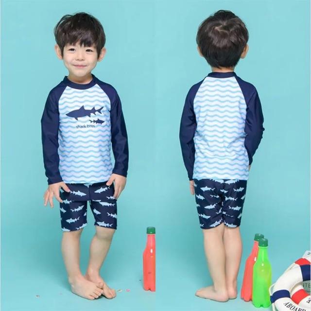 Ninikids: Bộ bơi cho bé trai ( bộ đồ đi biển) chất lượng bền, đẹp - 3190418 , 1086536611 , 322_1086536611 , 315000 , Ninikids-Bo-boi-cho-be-trai-bo-do-di-bien-chat-luong-ben-dep-322_1086536611 , shopee.vn , Ninikids: Bộ bơi cho bé trai ( bộ đồ đi biển) chất lượng bền, đẹp