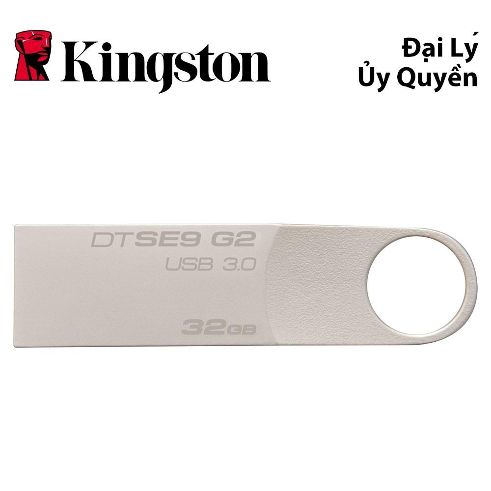USB 3.0 Kingston DataTraveler SE9 G2 16GB - HÃNG PHÂN PHỐI CHÍNH THỨC