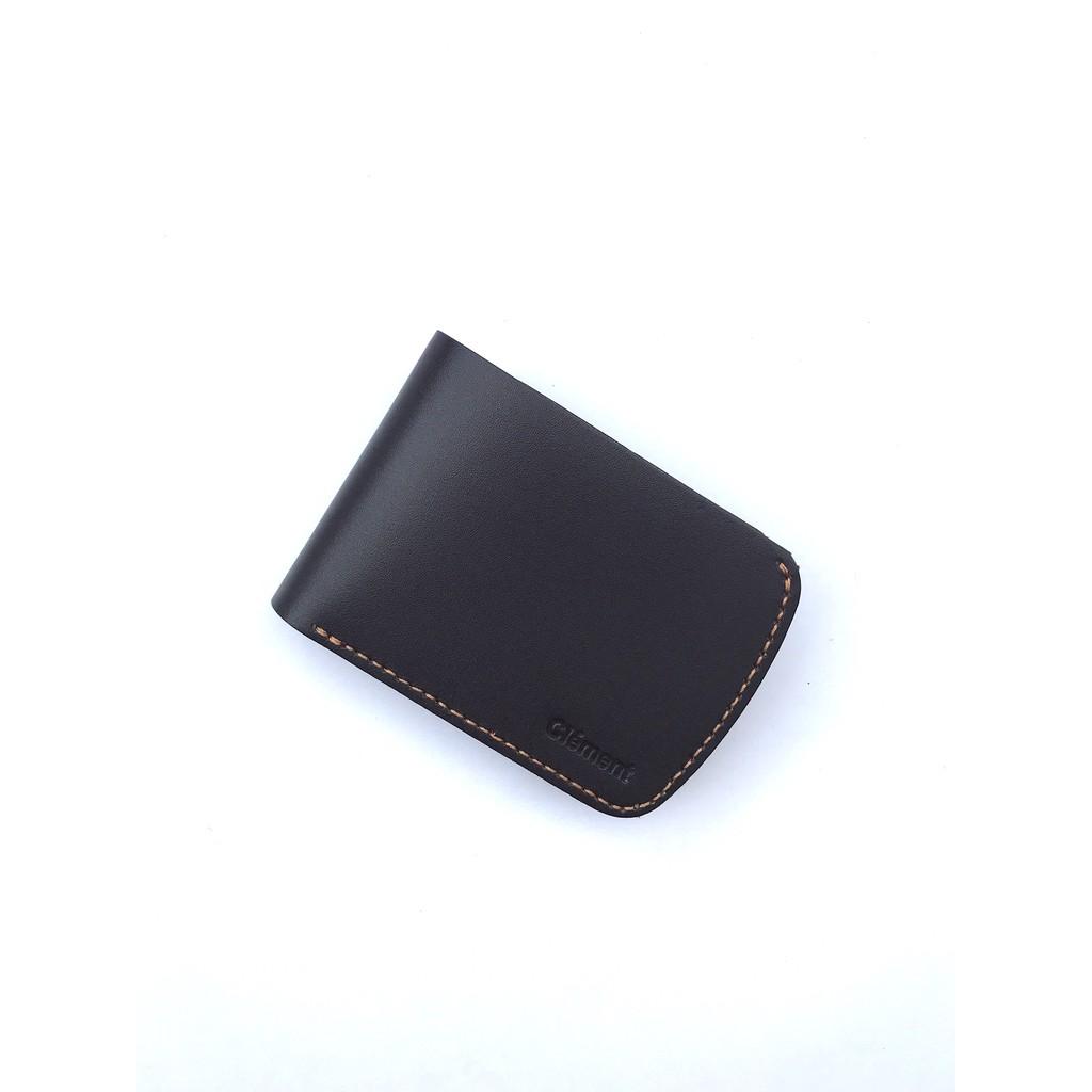 [DA BÒ THẬT] Ví da thời trang Clément kiểu ngang – CM013 - BH 12 tháng - Full box