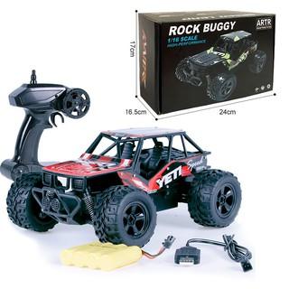 Xe Ô Tô Địa Hình Điều Khiển Từ Xa Rock Buggy KY-3366