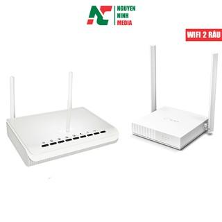 (Mới 100%) Bộ phát sóng wifi ZyXel NBG-419N 2 râu mới chính hãng - Made In Taiwan thumbnail