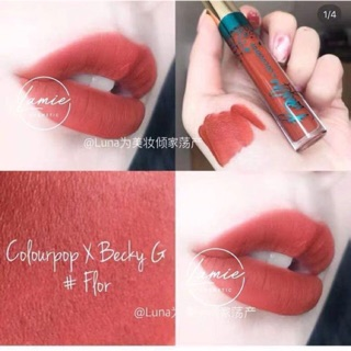 Son COLOURPOP ULTRA MATTE Blotted LIQUID ( mama, flor, love bug, speed dial, bumble, vitamin sea, know it all, doozy) thumbnail