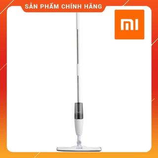Cây lau nhà Xiaomi 2 trong 1 – Có phun nước Deerma Spray Water Spray Mop – Hàng Chính Hãng