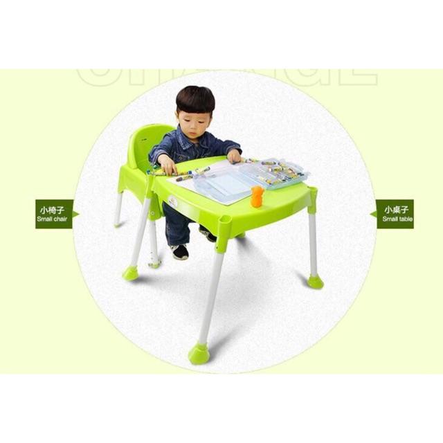 Ghế đa năng, bàn học và ghế ăn dặm
