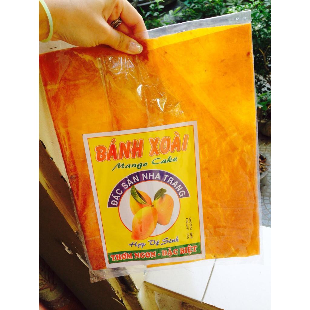 [PHÁ ĐẢO] 17 bịch bánh xoài (200g/bịch) - mango candy