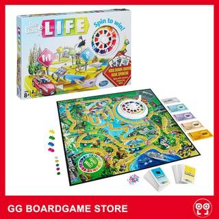 Hộp game Game of Life – Trò chơi về trải nghiệm cuộc đời