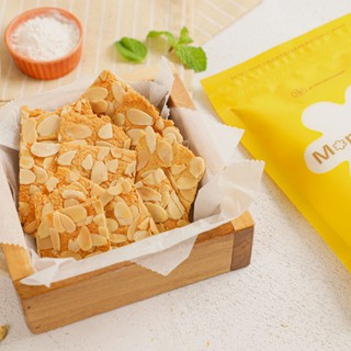 250g. Bánh ngói hạnh nhân. ăn kiêng/giảm cân/keto