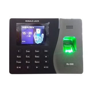 Máy chấm công vân tay và thẻ cảm ứng Ronald Jack RJ500 thumbnail