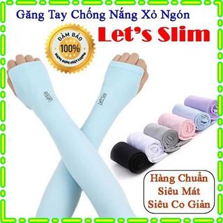 Găng Tay Chống Nắng Let s Slim Siêu Mát Chống Tia UV thumbnail