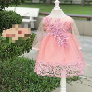 Combo 3 Đầm công chúa thiết kế cao cấp và 3 sét váy