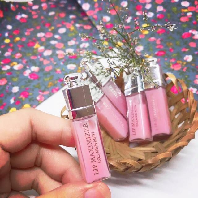 Son Dưỡng Mini Dior Addict Lip Maximizer Collagen Activ 2ml ...
