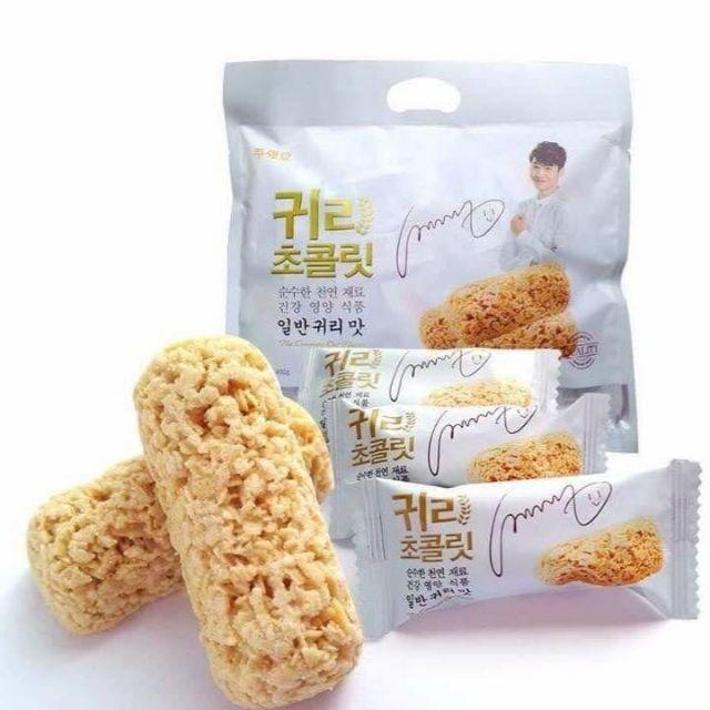 Bánh yến mạch Hàn Quốc premium quality or