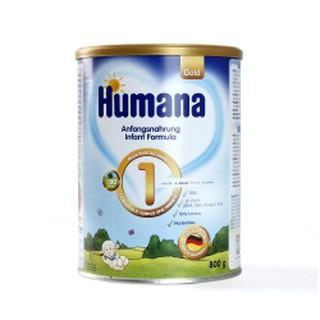 Sữa Humana gold 1 800gr