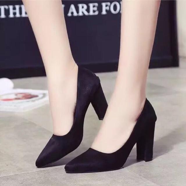 Giày cao gót da lộn hàng quảng châu chât đẹp - 3231340 , 648045161 , 322_648045161 , 190000 , Giay-cao-got-da-lon-hang-quang-chau-chat-dep-322_648045161 , shopee.vn , Giày cao gót da lộn hàng quảng châu chât đẹp