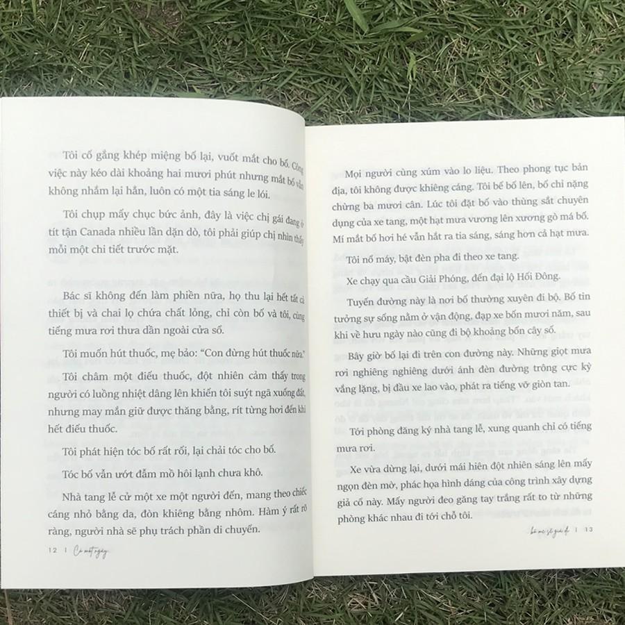 Sách - Có Một Ngày, Bố Mẹ Sẽ Già Đi (Kèm Bookmark)