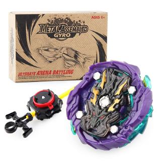 1 Set GT B-143 Air Knight Layer Beyblade Burst With Launcher and Box For Kids