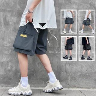 Quần short nam kiểu mới phong cách hàn quốc đẹp trai hợp thời trang hàng hiệu