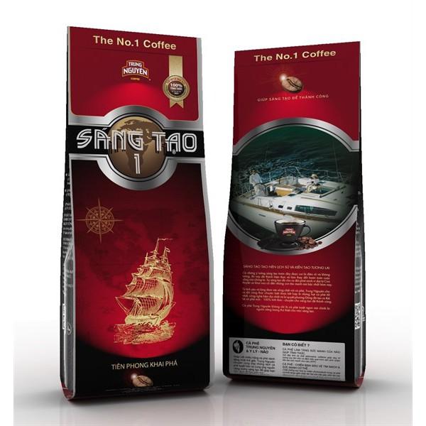 Cà phê Trung Nguyên Sáng tạo 1 340g - 3115054 , 978035796 , 322_978035796 , 46000 , Ca-phe-Trung-Nguyen-Sang-tao-1-340g-322_978035796 , shopee.vn , Cà phê Trung Nguyên Sáng tạo 1 340g