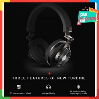 [Siêu hot] Tai nghe bluetooth Bluedio T3+ thumbnail
