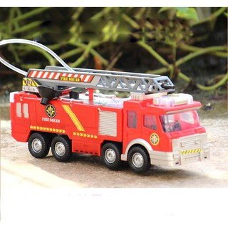 Xe Cứu Hỏa Phun Nước Thông Minh Dream Toy BMBE1005.