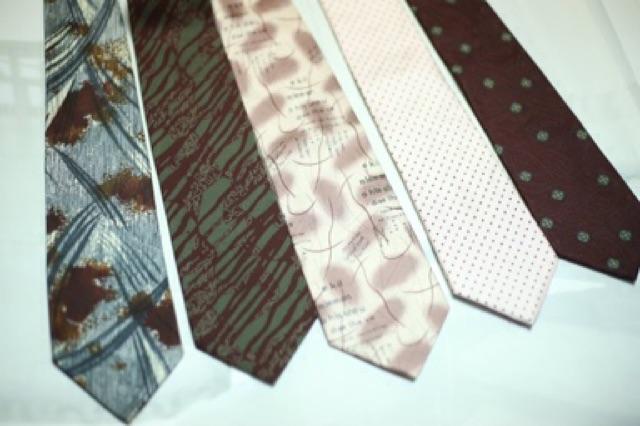 Cravat nam hàng hiệu secondhand các hãng