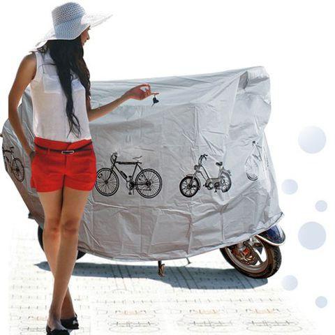 combo 10 bạt phủ xe máy ,xe đạp