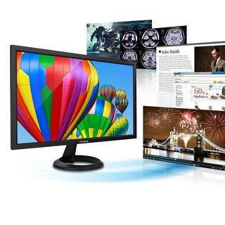 Màn hình 22 inch Viewsonic VA2261 - (Cổng kết nối VGA - DVI) - Full HD - BẢO HÀNH 24 THÁNG thumbnail