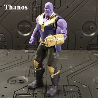 Thanos mô hình marvel Trang trí sưu tầm đồ chơi cho bé