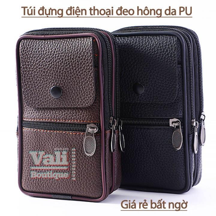 Combo 15 Túi đeo ngang hông đựng điện thoại da PU dành cho nam dạng dọc - 14804653 , 2520037096 , 322_2520037096 , 705000 , Combo-15-Tui-deo-ngang-hong-dung-dien-thoai-da-PU-danh-cho-nam-dang-doc-322_2520037096 , shopee.vn , Combo 15 Túi đeo ngang hông đựng điện thoại da PU dành cho nam dạng dọc