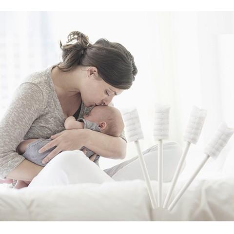 [Mã 267FMCGSALE giảm 8% đơn 500K] Tưa lưỡi trẻ em - Rơ lưỡi Vcoool hộp 30 cái