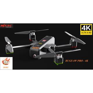Máy bay flycam Bugs 4W Pro 4K - Bugs 4W 2K có camera 4K 5G động cơ không chổi thang