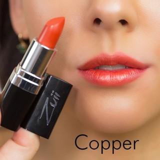 Son Zuii Flora Lipstick - Màu Copper