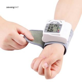 Máy đo huyết áp kỹ thuật số tự động đeo cổ tay tiện lợi