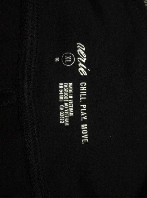 quần legging Aerie (có big), hàng xuất xịn