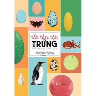Sách - Tất Tần Tật Về Trứng thumbnail