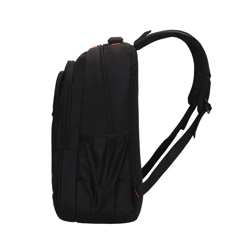 ❉♙✗Backpack men women leisure travel laptop bag contracted large capacity high school students male han edition