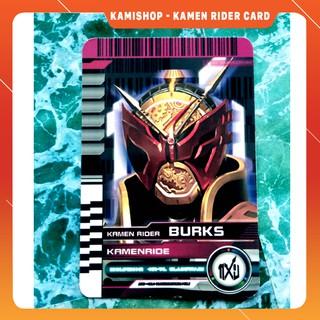 Kamen Rider Thẻ Burks