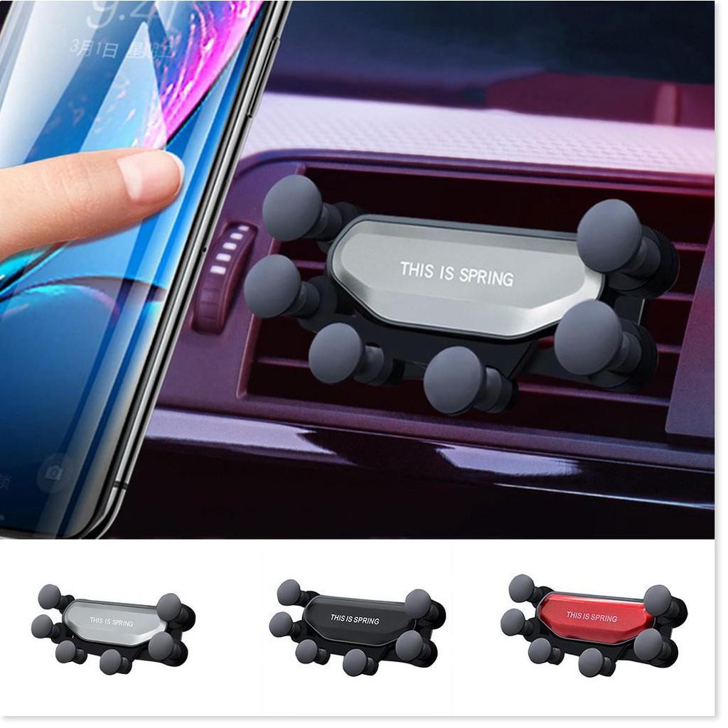 Phụ kiện điện thoại    GIÁ VỐN   Giá đỡ điện thoại trên xe hơi, giữ điện thoại chắc chắn, thiết kế nhỏ gọn, tiện lợi 7