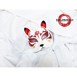 Mặt nạ cáo vẽ_30 (Mask fox cosplay) shop
