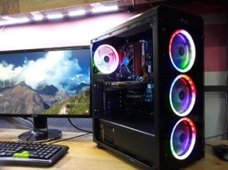 Dàn PC i5 ram 8G card đồ họa 750ti LCD led 24 icnh thumbnail