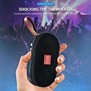 Loa Bluetooth 4.2 T7 Hỗ Trợ Thẻ Tf Cho Điện Thoại Thông Minh