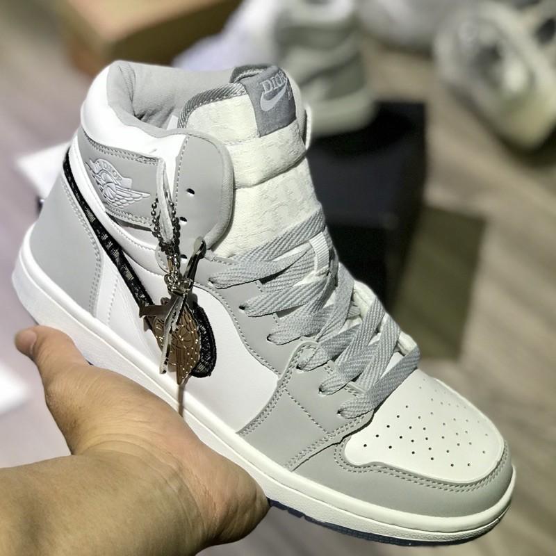 Giày Bóng Rổ Cao Cổ Nam Nữ Hottrend Full Box + Bill