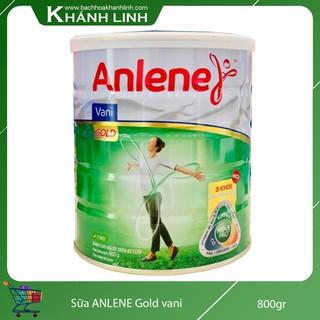 Sữa Bột Anlene Gold Vanilla lon 800g (trên 40 tuổi)