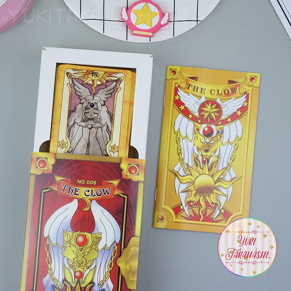 CLOW - SAKURA CARD (HỘP GIẤY)