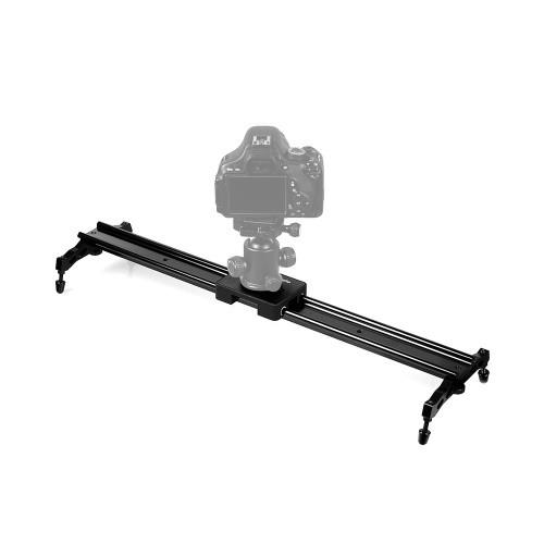 Commlite  60cm / 24'' Sliding-pad Video Track Slider Dolly Stabilizer System