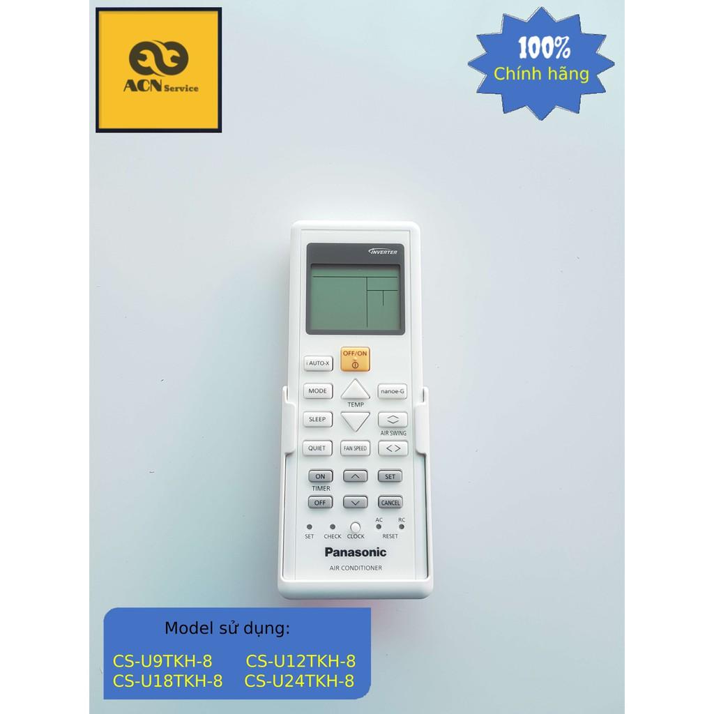 [REMOTE] Điều khiển máy lạnh Panasonic - CS-U..TKH-8